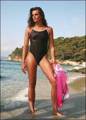 Quelle est la nage où Laure Manaudou excelle ?
