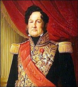 Quel monarque français est représenté par cette peinture ?