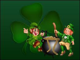 Un peu (beaucoup) de malt et de houblon et de gigue pour la fête de la verte Irlande, la fête de ?