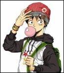Luffy est ...
