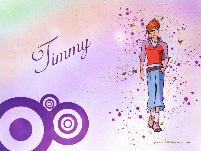 Timmy est le petit ami de Tecna.