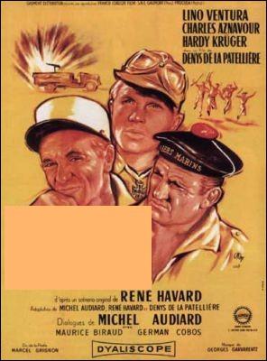 En 1942, quatre survivants français d'un commando, égarés dans le désert, tentent, avec leur prisonnier allemand, de rejoindre les lignes alliées. Nous les accompagnons dans leur équipée libyenne.