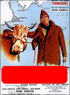 Charles Bailly est prisonnier de guerre en Allemagne. Travailleur de force dans une ferme teutonne, il décide de s'évader en compagnie de Marguerite, une sympathique vache.
