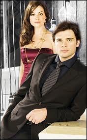 Quel est ce nom de ce couple dans Smallville ?