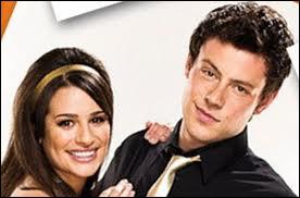 Quel est ce nom de ce couple dans Glee ?