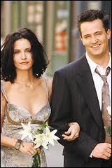 Quel est ce nom de ce couple dans Friends ?