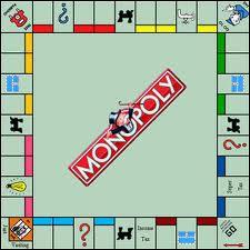 Le Monopoly, célèbre jeu de société où le but est de ruiner ses adversaires par des opérations immobilières, a été crée en 1930 pour divertir les chômeurs de la crise mondiale.