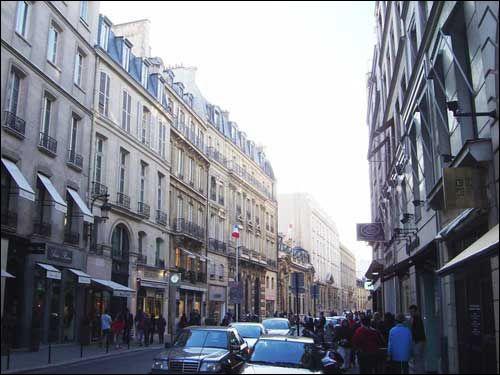 Quel est le nom de ce lieu renommé de Paris ?
