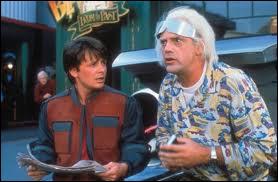 Dans le troisième volet de la saga 'Retour vers le futur', dans quelle époque se retouvent Marty McFy et Doc ?