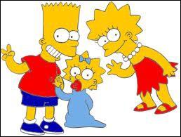 Qui est le plus petit de la famille Simpson ?
