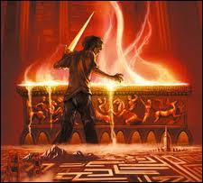 Quel est le titre du 4ème tome de Percy Jackson ? Et du 5ème ?