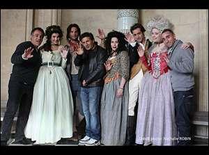 Qui chante  Pour la peine  ? (2012)