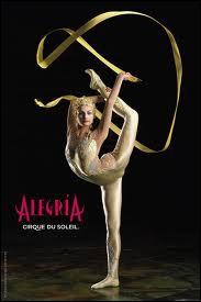 La compagnie québécoise du ''Cirque du Soleil'' n'utilise jamais ---------------.