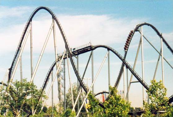 Les attractions d'Europa Park