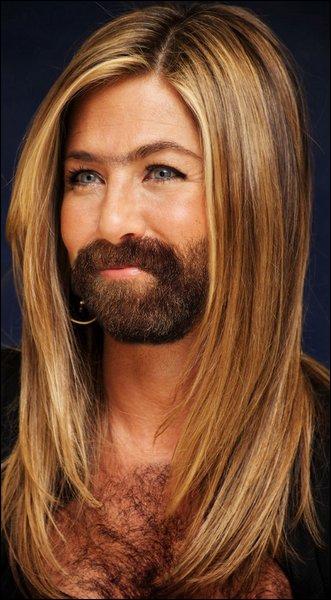 Ex Madame Brad Pitt.