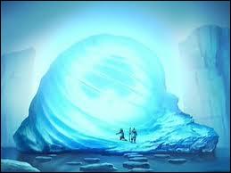 Comment se nomme l'Avatar retrouvé dans un iceberg ?