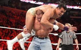Prises de finition WWE