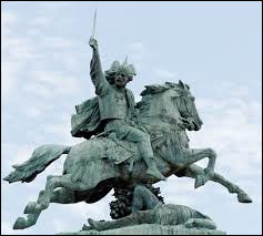 Quel sculpteur a réalisé la statue équestre de Vercingétorix installée depuis 1903 à Clermont-Ferrand sur la place de Jaude ?