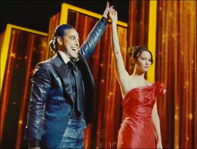 Comment Katniss se fait-elle appeler durant les Hunger Games ?