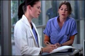 Dans quelle série retrouve-t-on Meredith et Lexie ?
