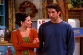 Dans quelle série retrouve-t-on Monica et Ross ?