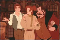 D'après Vlad et Dimitri, Anya a le sourire de...