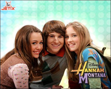 Qui sont les deux meilleurs amis de Miley ?