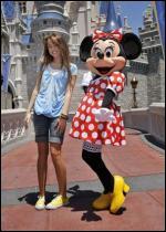 Où est Miley Cyrus sur la photo ?
