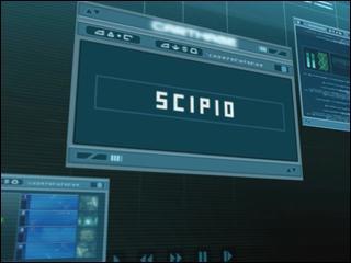 Dans quel livre Jeremy arrive-t-il à trouver le mot Scipion ?