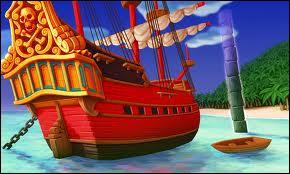 Comment s'appelle son navire ?