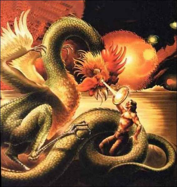 Quel est ce monstre mi-serpent mi-coq qu'il ne faut en aucun cas regarder dans les yeux ?