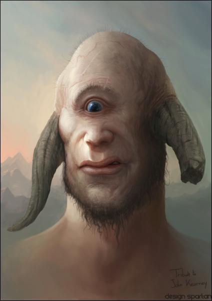 Quelle étrange créature a un seul œil ?
