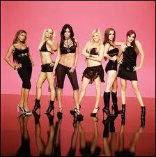 Comment s'appelle ce groupe de filles ?