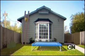 Dans l'épisode  Le responsable , pourquoi la maison est-elle inondée ?