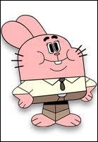 Comment s'appelle le père de Gumball ?