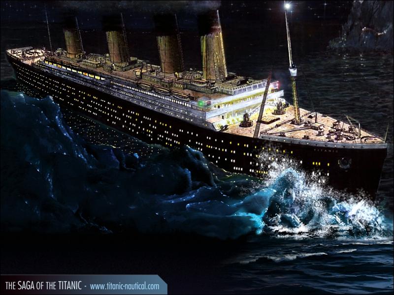 Parmi ces affirmations, laquelle n'est pas l'une des raisons expliquant la faible quantité de personnes ayant survécu au drame du Titanic ?