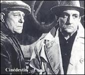 Dans ''Le rouge est mis'' , Gilles Grangier avait pris le parti de faire tourner des ''mâles'' à la stature imposante. Qui n'a pas joué dans ce film ?