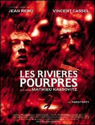 Les Rivières Pourpres  est un film tiré d'un roman de ...