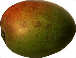 La chair de la mangue est :