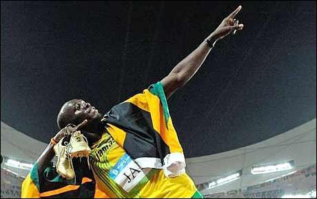 Dans quel sport s'illustre Usain Bolt ?