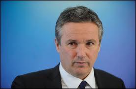 Comment s'appelle ce candidat, président du parti appelé  Debout la république  ?
