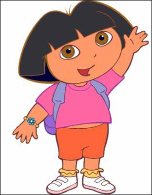 Âgée de 7-8 ans, cette jeune fille est l'héroïne principale du dessin animé. Comment se nomme-t-elle ?