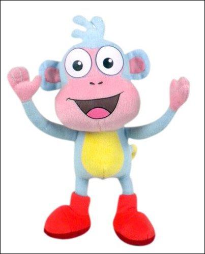 Ce drôle de singe est le meilleur ami de Dora et la suit dans toutes ses aventures. Quel est son nom ?