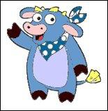 C'est aussi un personnage rare, mais on le rencontre parfois dans quelques épisodes. Comment s'appelle ce taureau ?