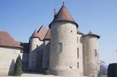 Promenade au château