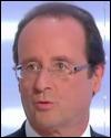 François Hollande. Le père de François Hollande, Georges Gustave Hollande fut candidat malheureux aux élections municipale de Rouen en 1959 et 1965. Sous quelle liste politique se présenta-t-il