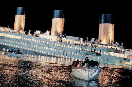 Quelle est la dernière chanson jouée par les musiciens à bord du Titanic ?