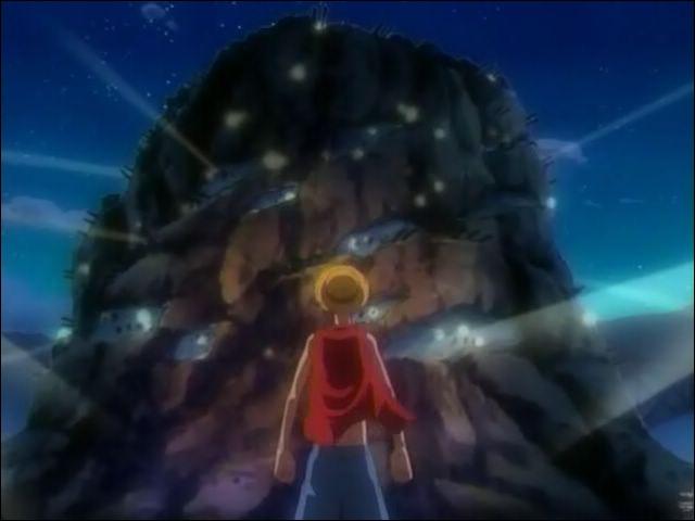Après cet « arc », où l'équipage de Luffy atterrit-il ?