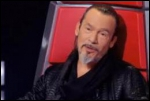 Quel titre Florent pagny a-t-il interprété avec le langage des signes dans un clip ?