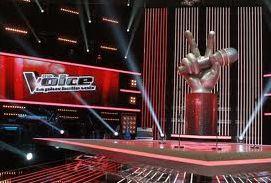 L'émission The Voice et les 8 finalistes
